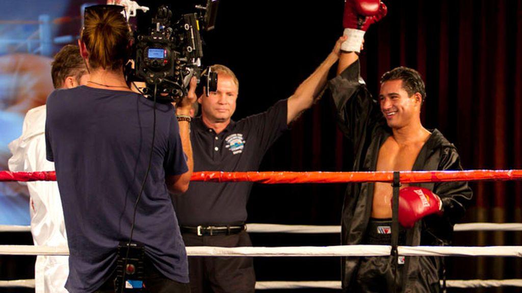 Mario López se sube al ring de boxeo