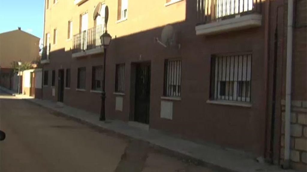 Un hombre asesina a su exmujer en un garaje de Torrelaguna