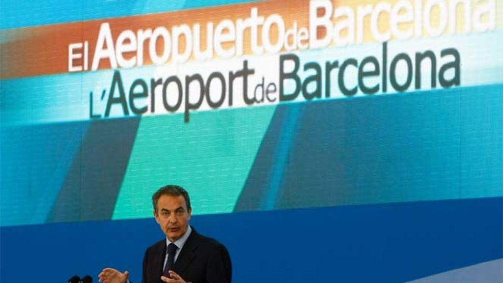 Inaugurada la nueva terminal de El Prat