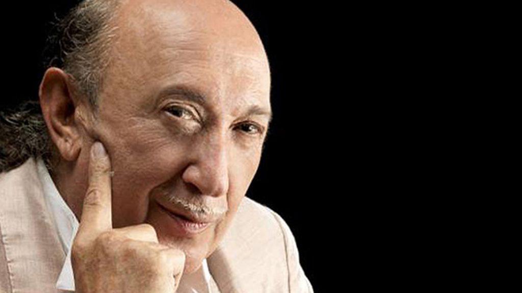 El diseñador Francis Montesinos