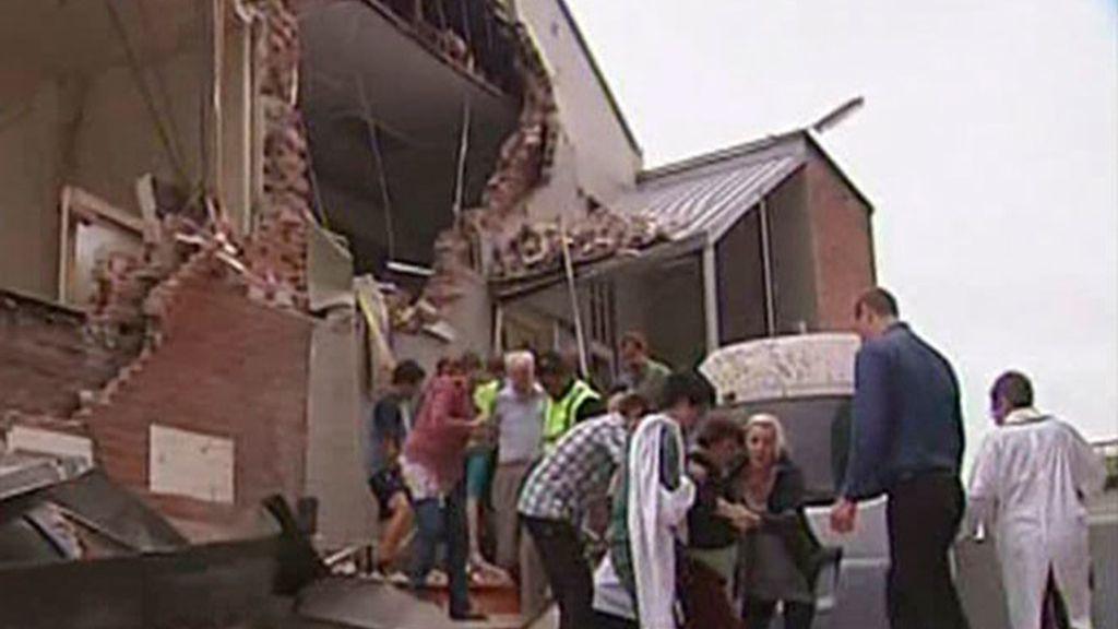 Al menos 65 muertos en un terremoto en Nueva Zelanda