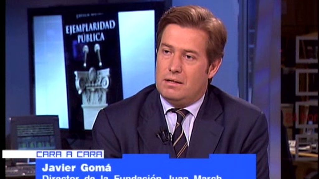 Cara a Cara con Javier Gomá