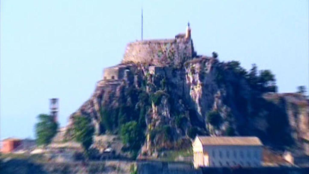 Fortaleza en Corfú