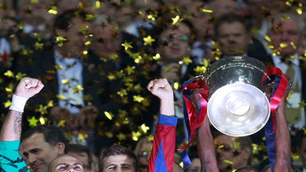 La cuarta del Barcelona
