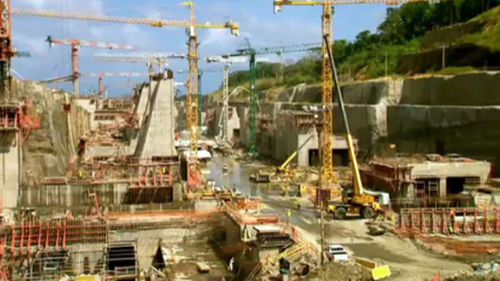 El consorcio del Canal de Panamá achaca sobrecostes a problemas geológicos