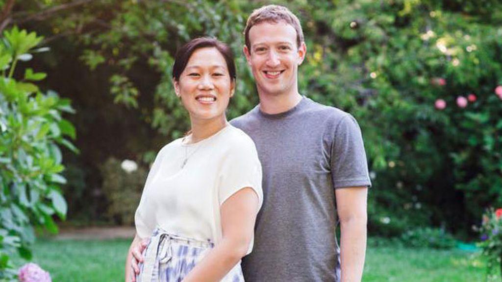 Mark Zuckerberg anuncia en Facebook que será padre