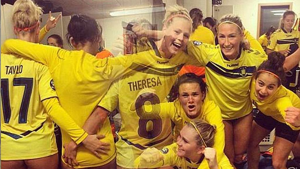 Chicas Brondby