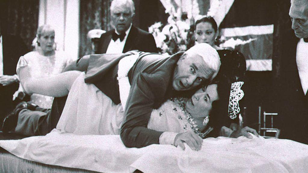 Recordamos a Leslie Nielsen en imágenes