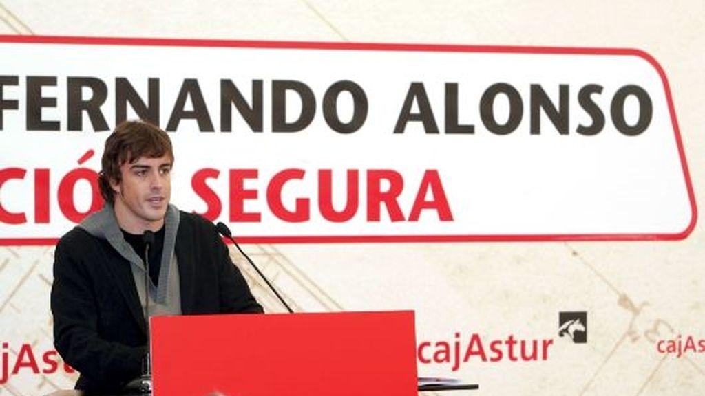 Alonso habla sobre el monoplaza que conducirá la próxima temporada. Vídeo: Atlas.