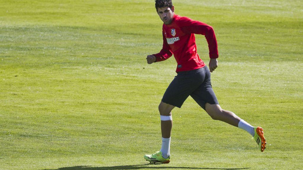 Diego Costa vuelve a la convocatoria ante el Getafe tras superar su lesión