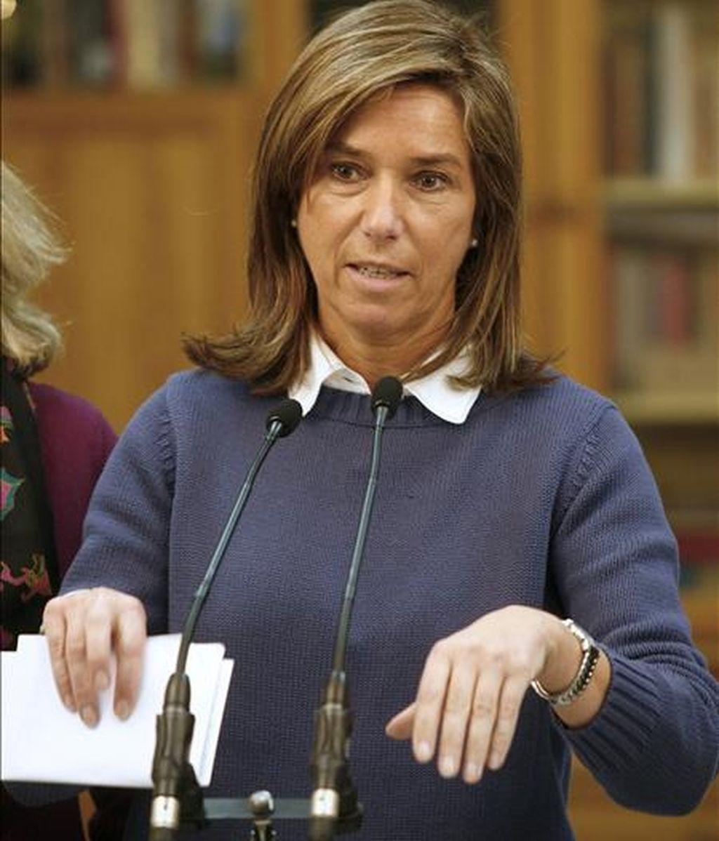 La vicesecretaria de Organización del PP, Ana Mato. EFE