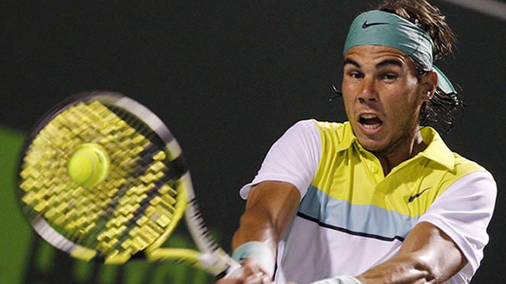 Nadal, Verdasco y Federer en cuartos de final del Master 1000 de Miami