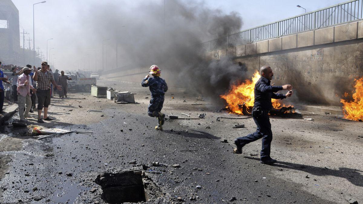 Al menos una veintena de muertos en una cadena de ataques en Irak