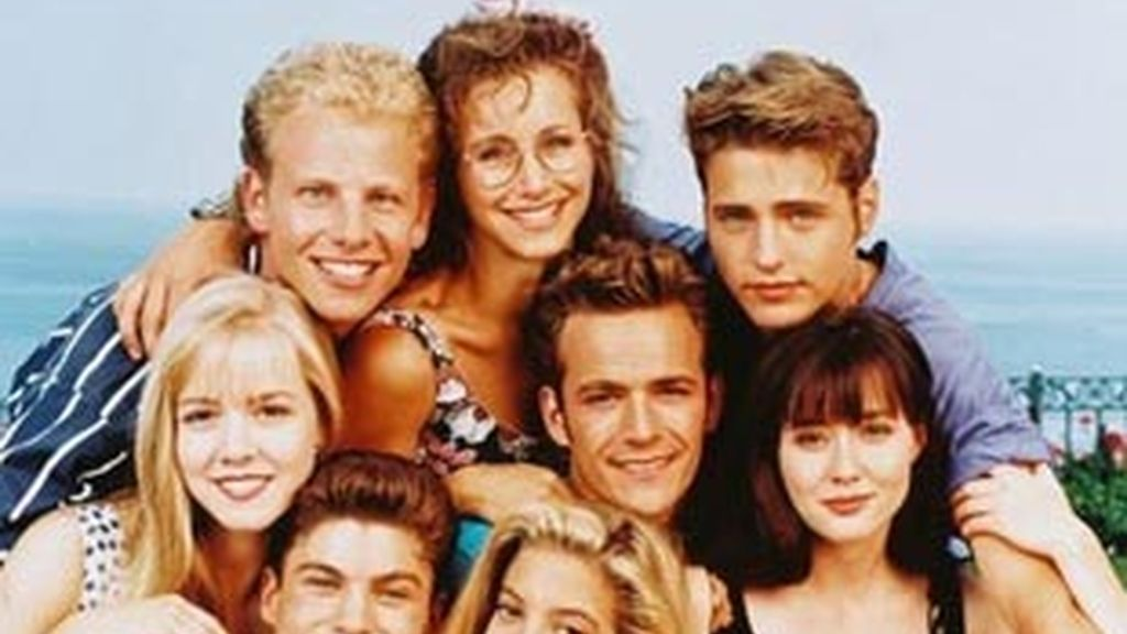 Los primeros protagonistas de la serie.