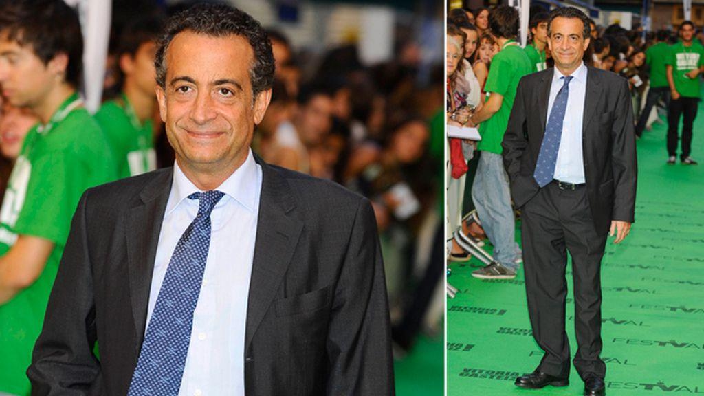 JJ Santos, 'Mediaset Sport'