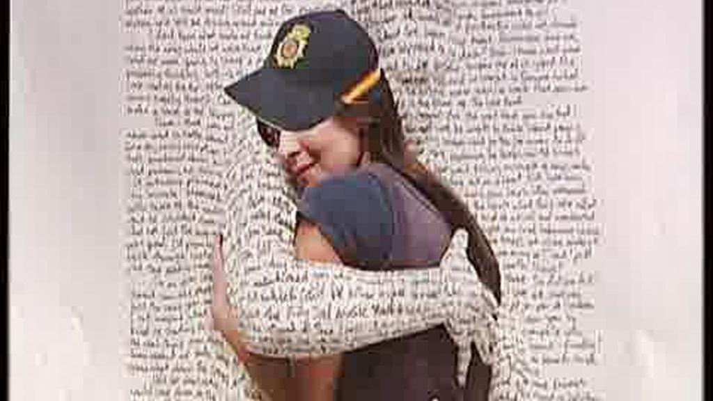 """La Policía pide """"abrazos"""" para sus compañeras de Melilla"""
