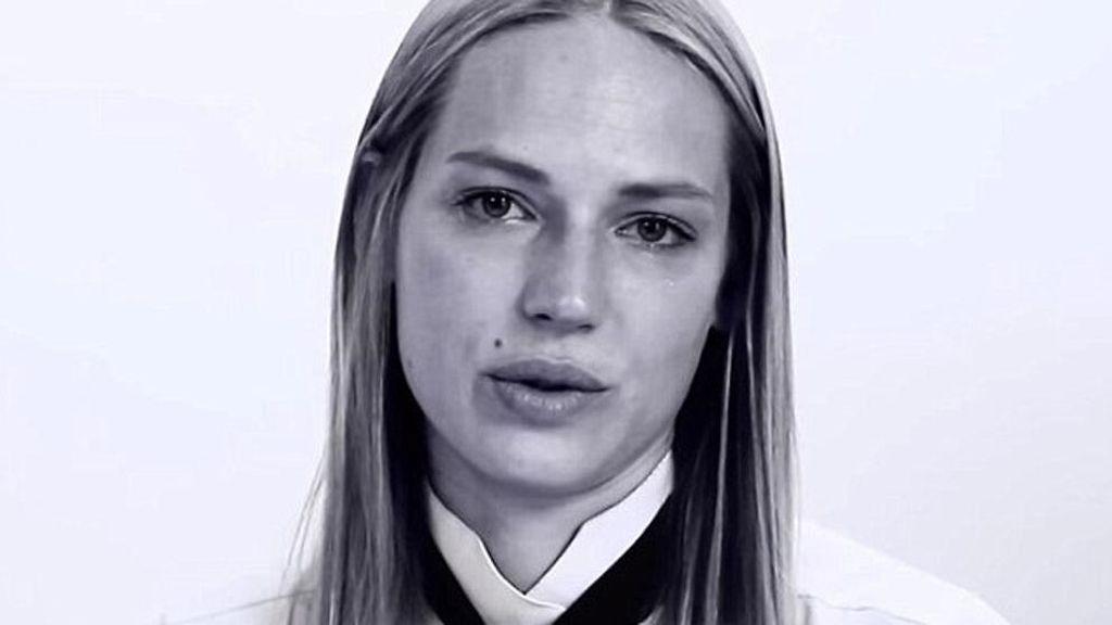 La modelo que ha confesado su problema con la anorexia