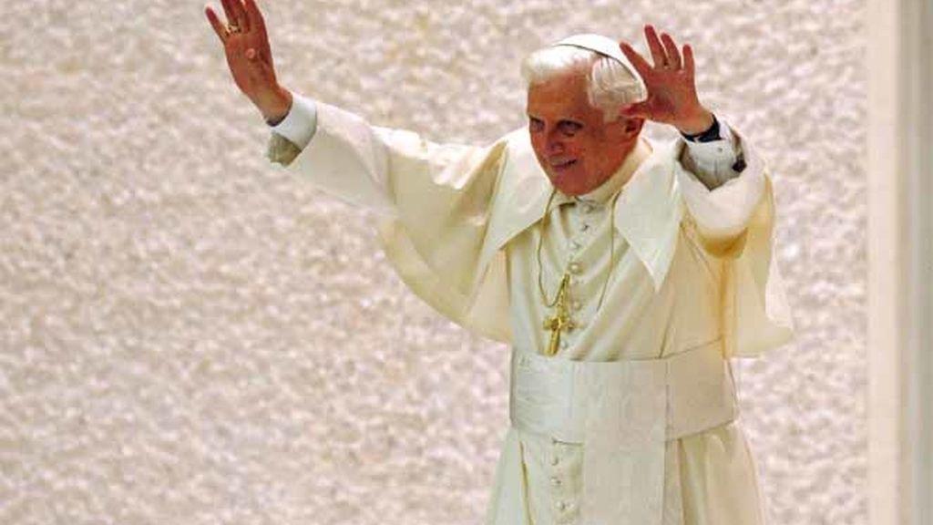 El Papa Benedicto XVI