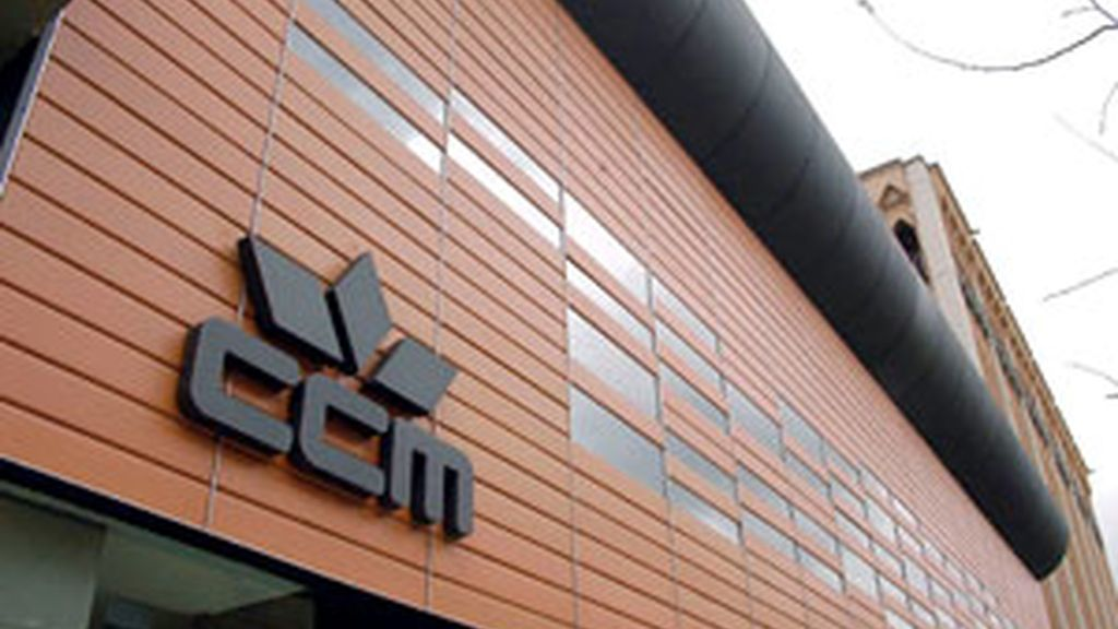 El Banco de España ha decidido intervenir Caja Castilla-La Mancha. FOTO: EFE