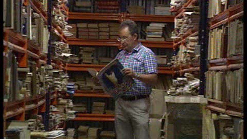 Librería gigante