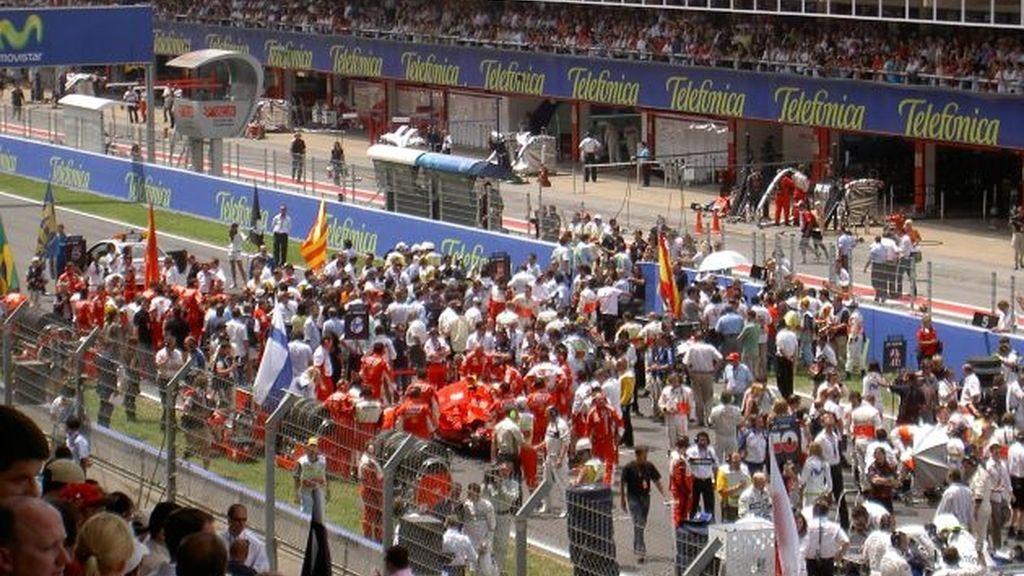 ESPAÑA 2007