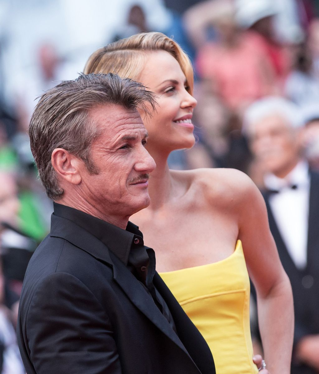 Charlize Theron y Sean Penn