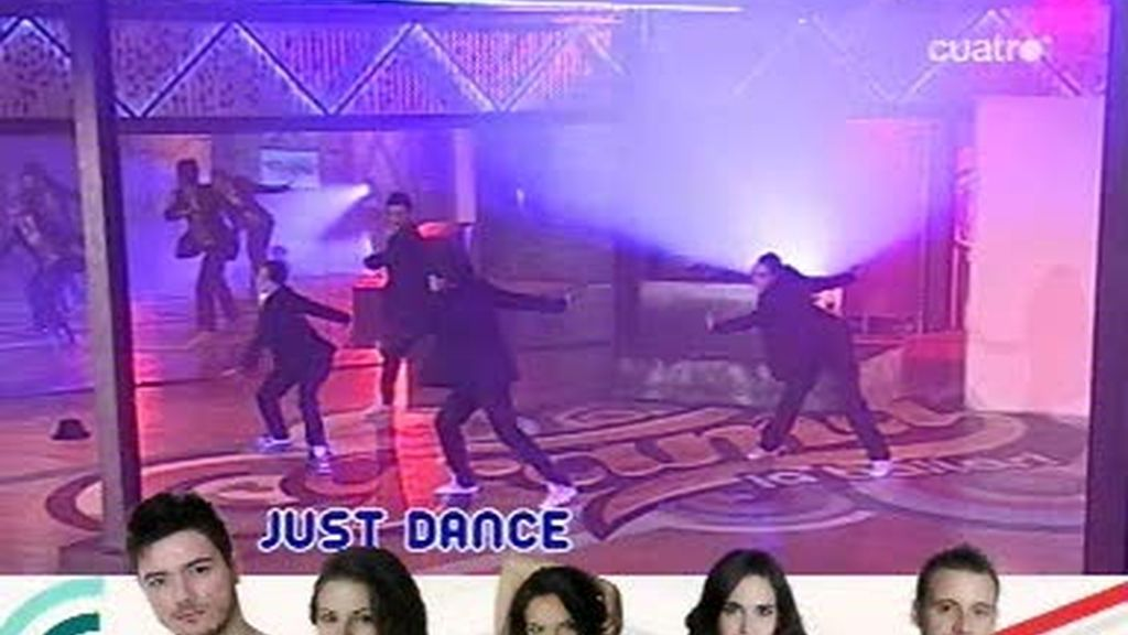 Just Dance opta a bailar en Santander