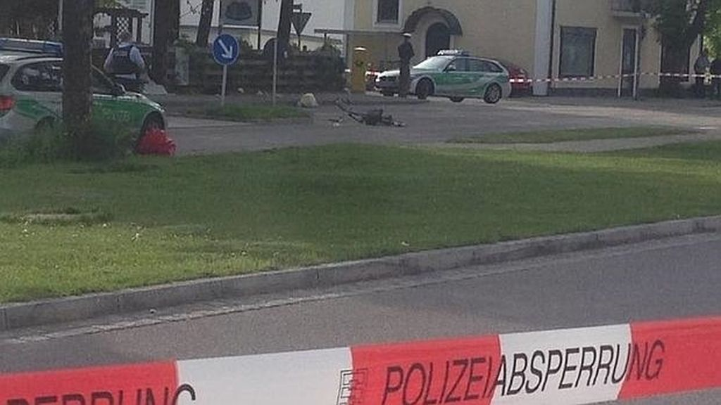 Apuñalamiento múltiple en Múnich