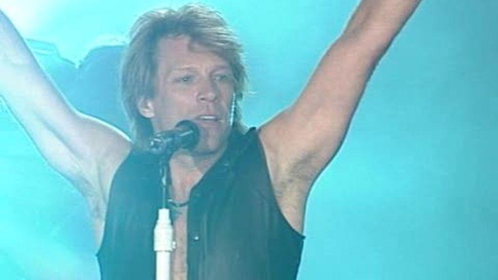 Bon Jovi lanza su disco de grandes éxistos