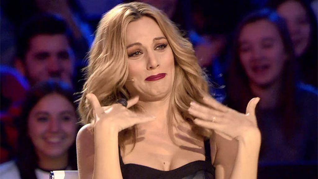 Las reacciones del jurado tras la pedida de mano del mago Pinilla