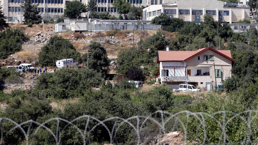 Israel demuele la casa del palestino que apuñaló a un niña israelí de 13 años