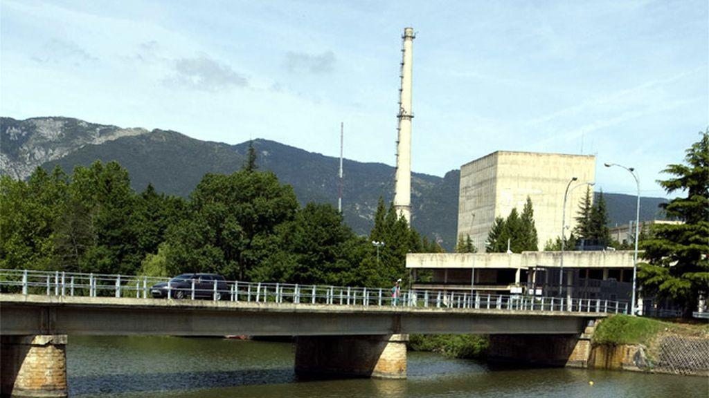 Central nuclear de Garoña (Burgos)