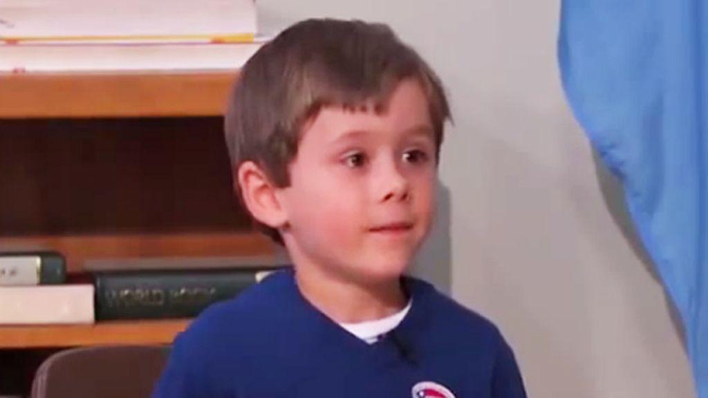 El niño que rechazó una tablet sabe más de geografía que Justin bieber