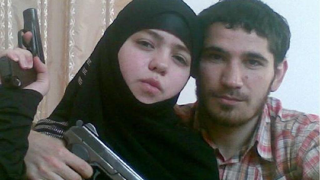 Dzhennet Abdurakhamanova es una de las terroristas suicidas de Moscú
