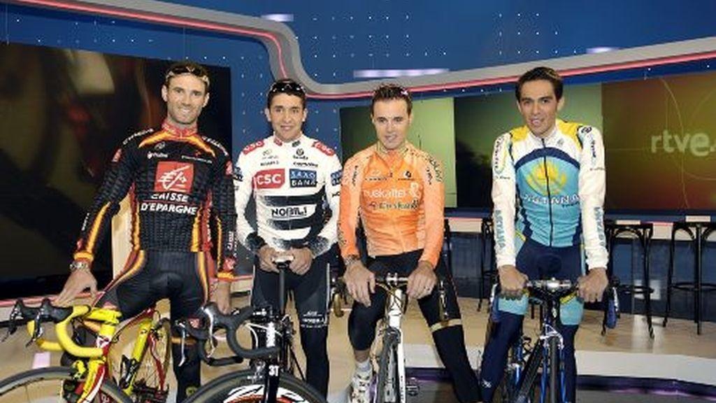Presentación de la Vuelta a España '09