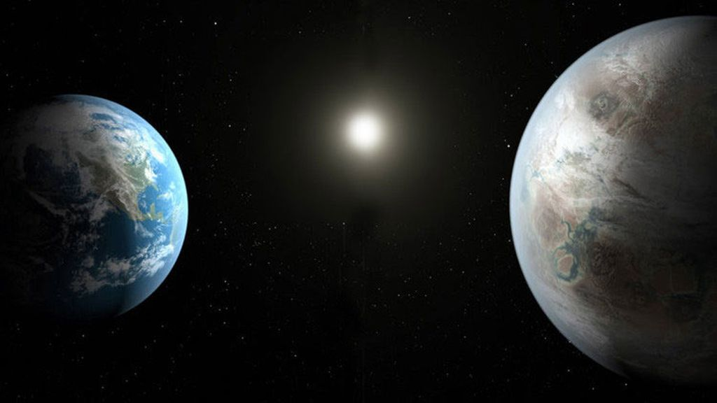 Un planeta a 1.200 años luz podría ser habitable