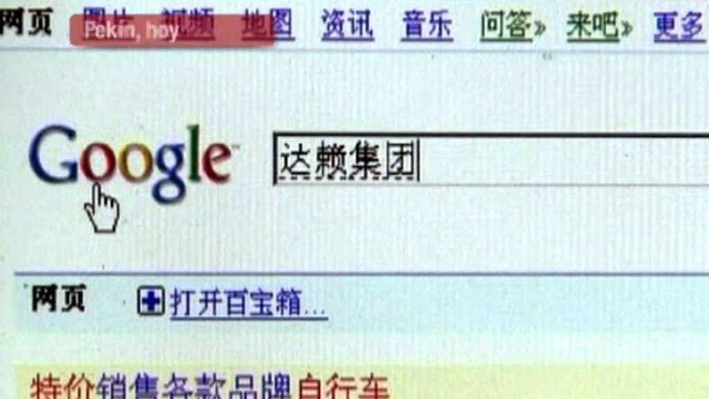 Google se va de China