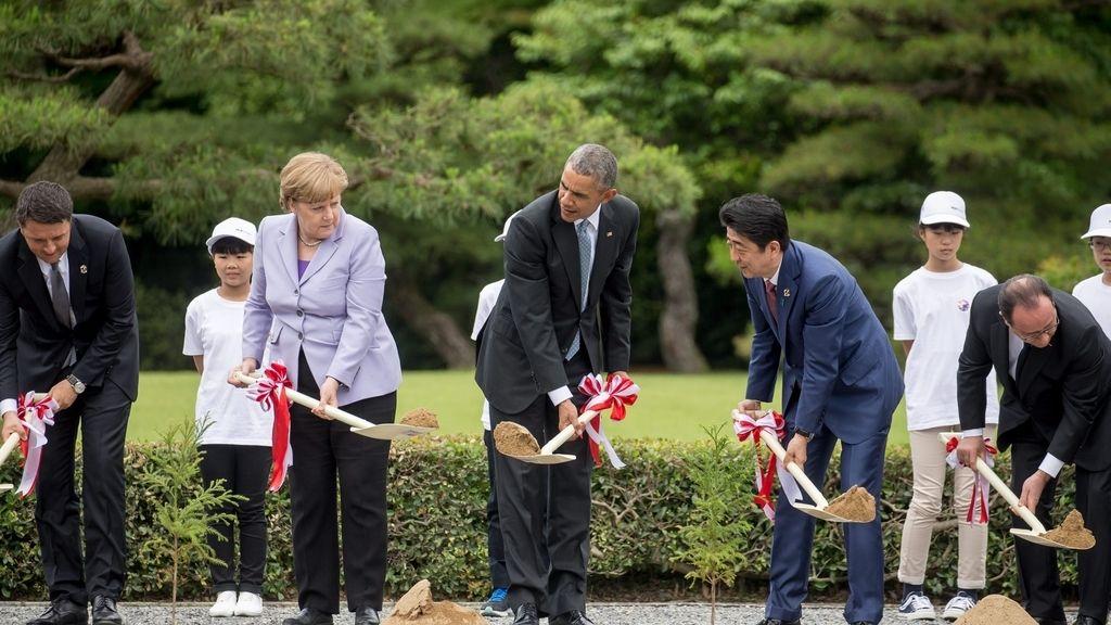 Cumbre G7 en Ise-Shima