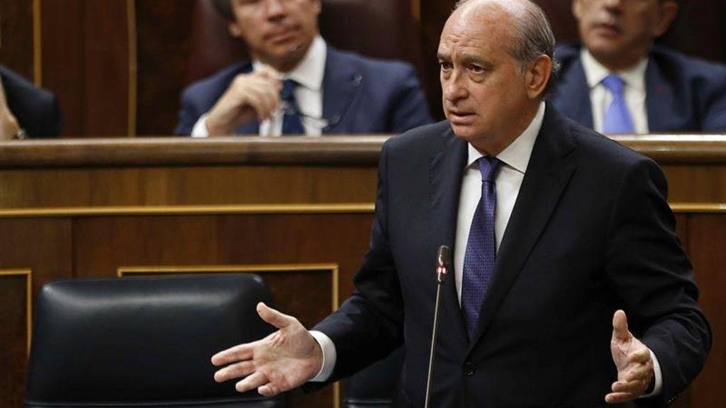 """Fernández Díaz advierte de que el Gobierno """"actuará"""" hasta """"la extinción total"""" de ETA"""