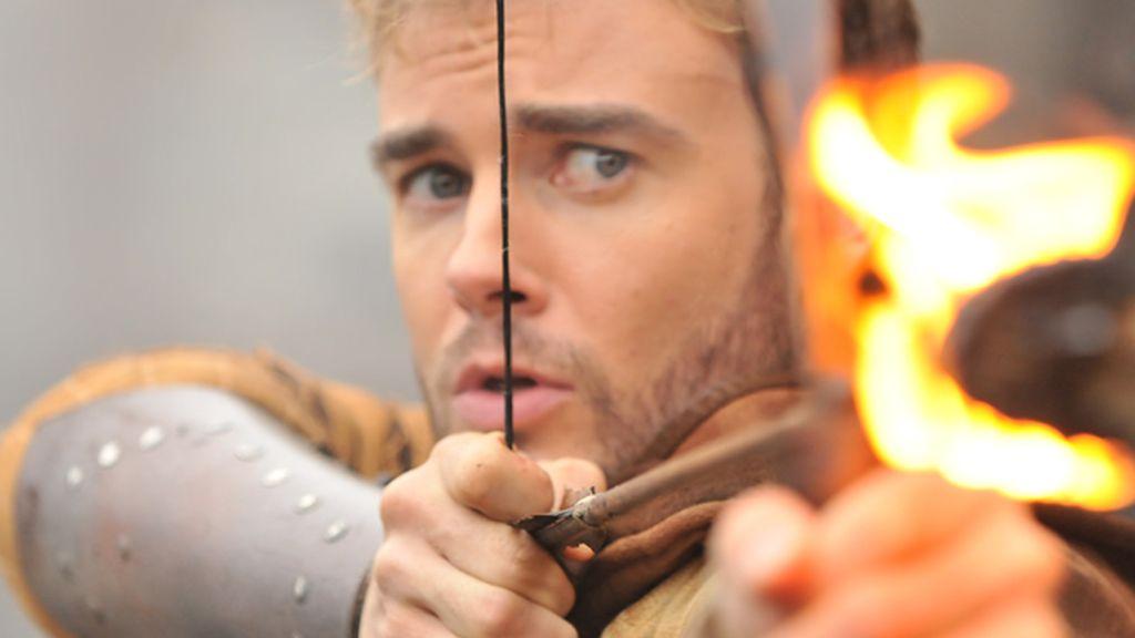 Robin Hood contra el dragón