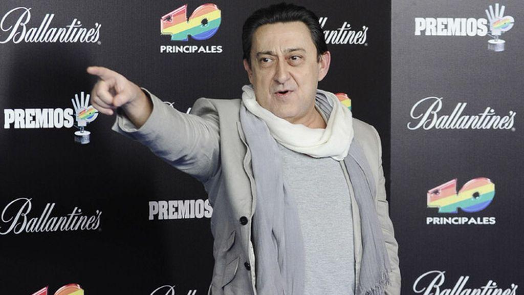 Mariano Peña, Mauricio, tampoco faltó
