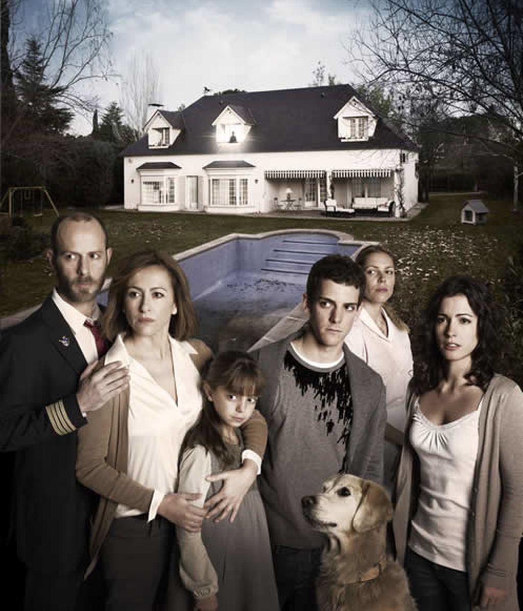 Los Pardo te esperán en esta casa llena de embrujo...