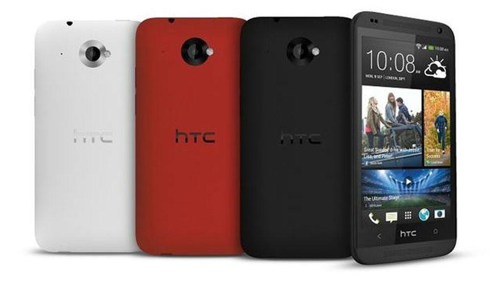 HTC amplía su gama media y baja con Desire 601 y Desire 300