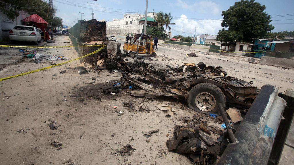 Trece muertos en el ataque de Al Shabaab contra la sede de la Policía Judicial de Somalia
