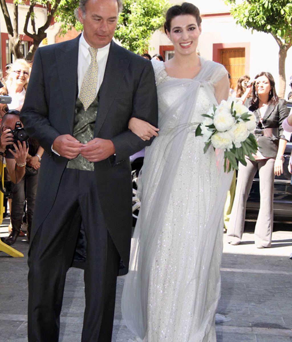 Se casa la hija de Bertín Osborne