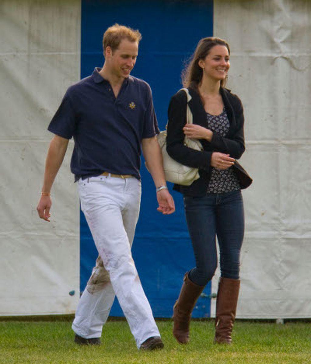 La vida de Kate Middleton en 10 imágenes