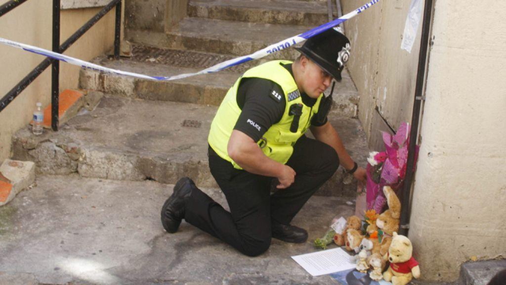 La policía de Gibraltar cree que los cuatro muertos murieron por violencia