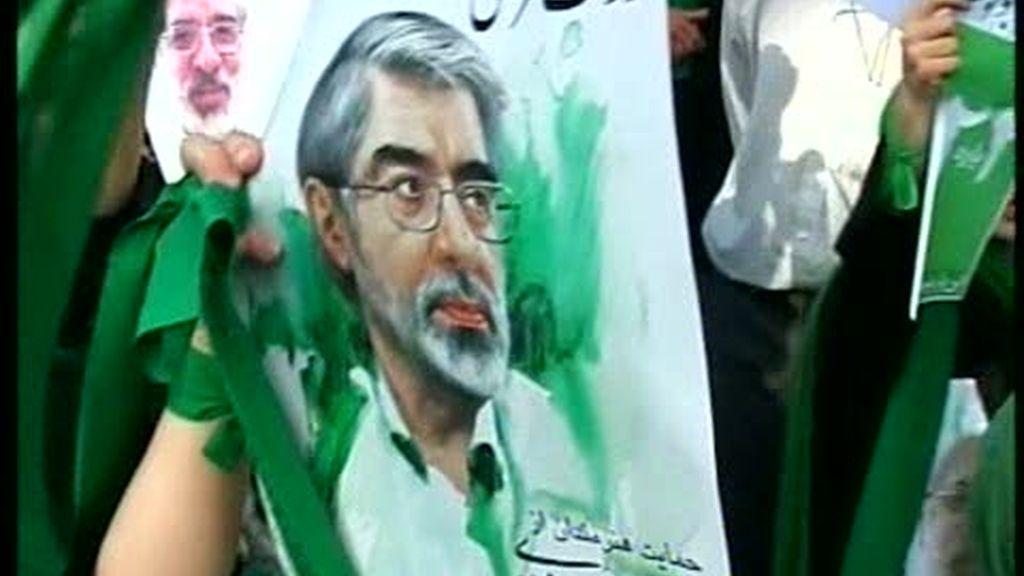 Irán reconoce irregularidades en las elecciones