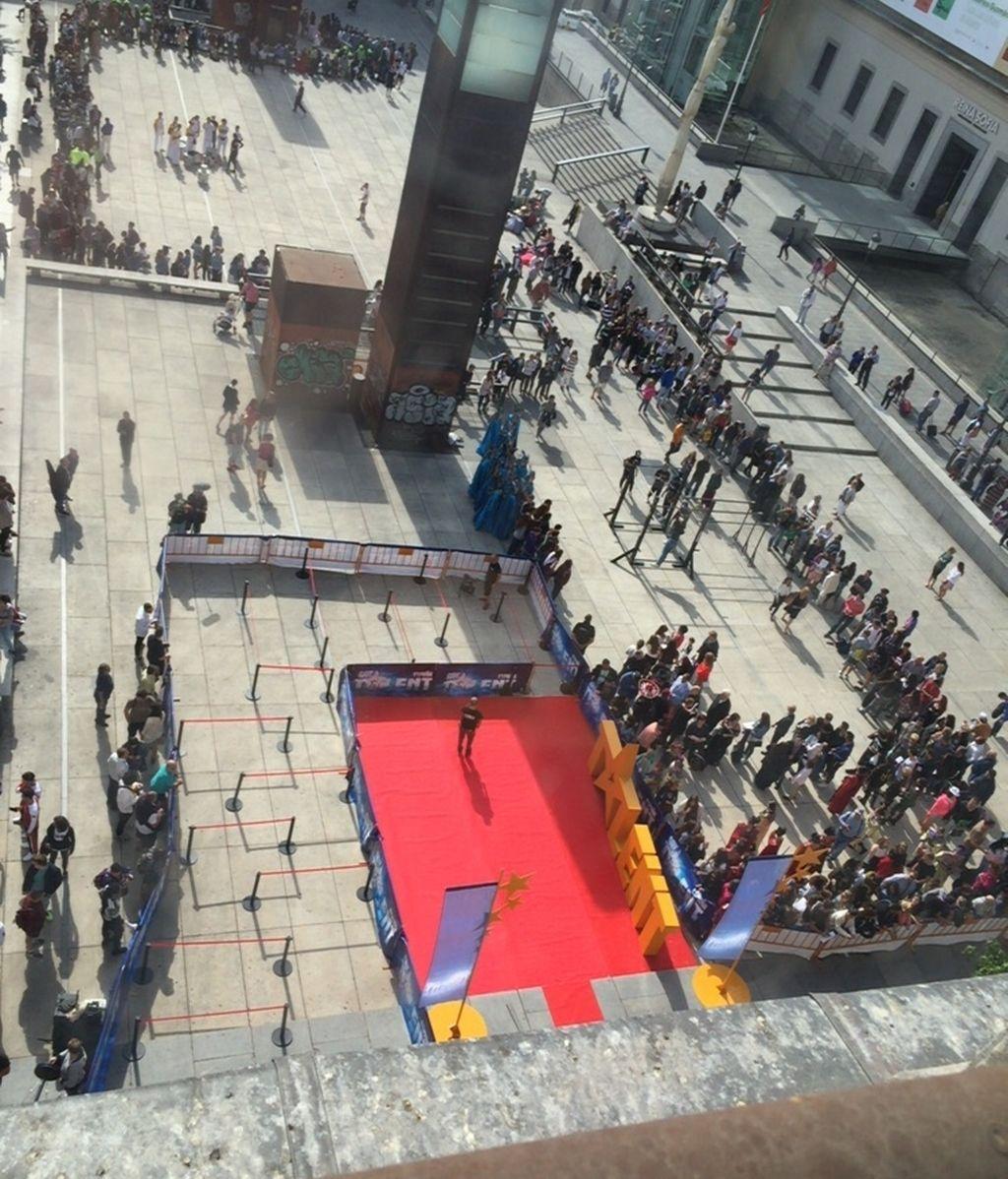 'Got Talent' en Madrid