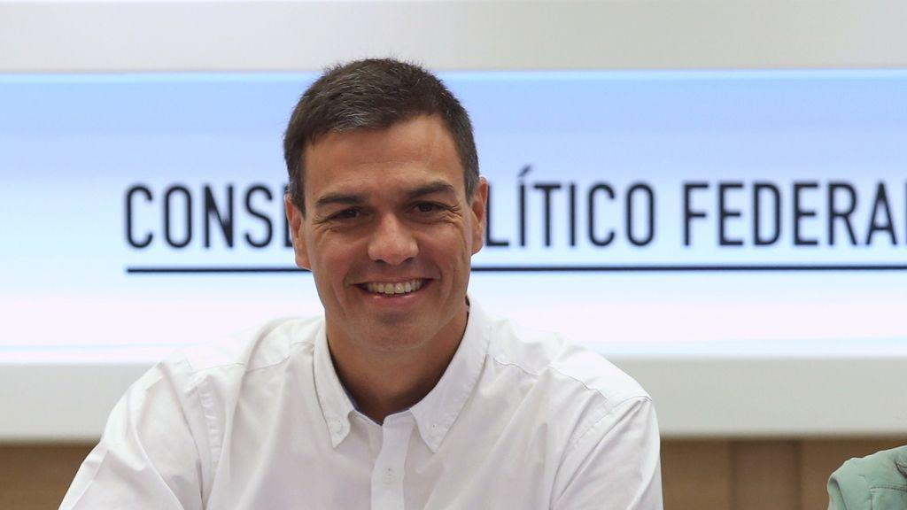 """Pedro Sánchez se siente catalanista y luchará para evitar la Cataluña """"derrotada"""" de Mas"""